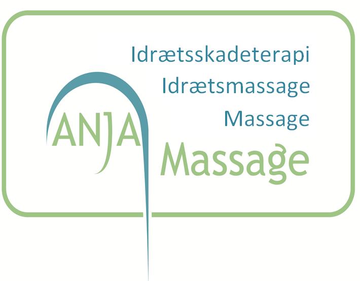 Anja-Massege Logo